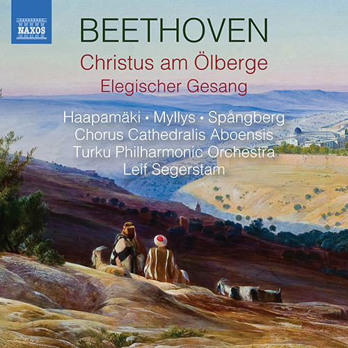 BEETHOVEN, L. van: Christus am Ölberge / Elegischer Gesang