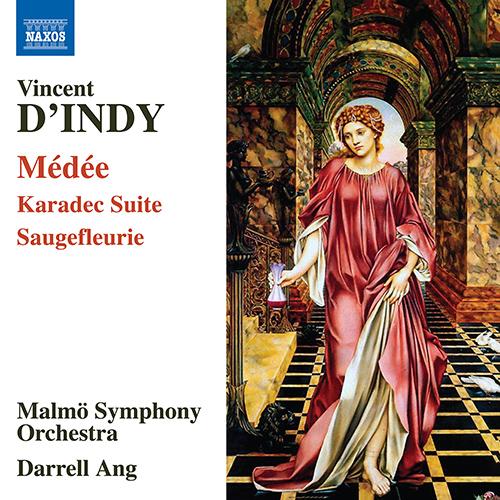 INDY, V. d': Médée / Karadec Suite / Saugefleurie