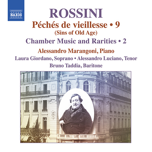 ROSSINI, G.: Piano Music, Vol. 9 - Péchés de vieillesse: Chamber Music and Rarities, Vol.