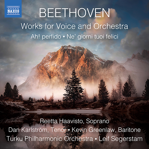 BEETHOVEN, L. van: Voice and Orchestra Works