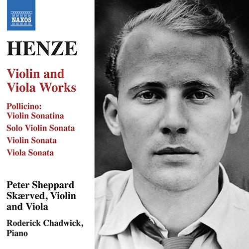 HENZE, H.W.: Violin and Viola Works
