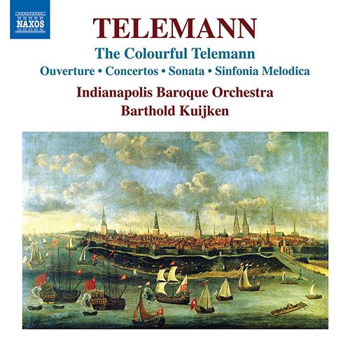 TELEMANN, G.P.: Concertos, TWV 53:G1, TWV 54:D1 / Sinfonia Melodica, TWV 50:2 (The Colorful Telemann)