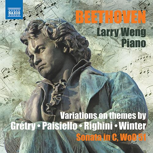 BEETHOVEN, L. van: Piano Variations, WoO 65, 69, 72, 75 / Piano Sonata, WoO 51