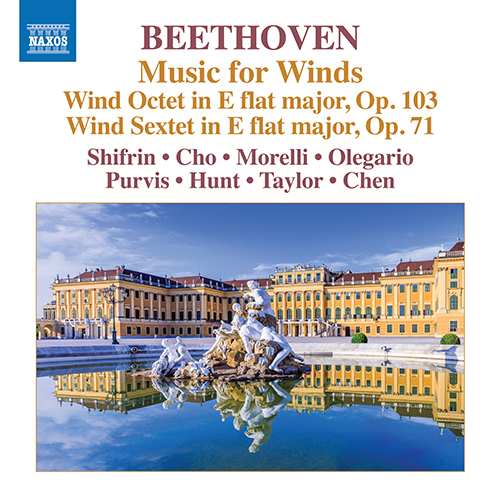 BEETHOVEN, L. van: Music for Winds - Octet, Op. 103 / Sextet, Op. 71