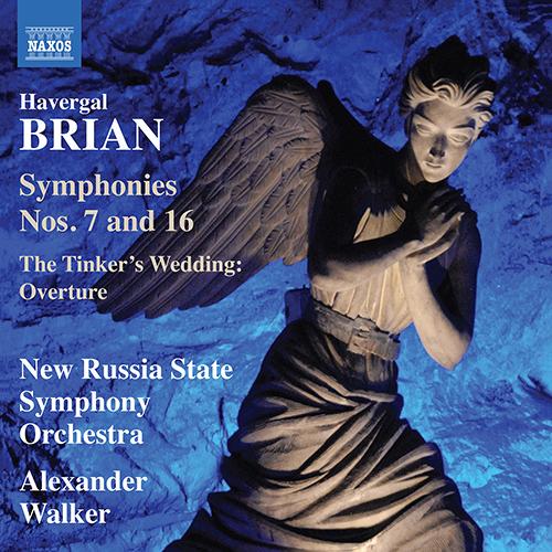 BRIAN, H.: Symphonies Nos. 7 and 16