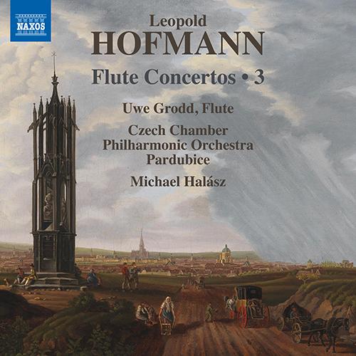 HOFMANN, L.: Flute Concertos, Vol. 3