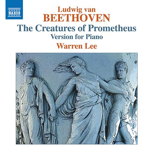 BEETHOVEN, L. van: Geschöpfe des Prometheus (Die) (version for piano)