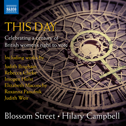 Choral Concert: Blossom Street - BINGHAM, J. / CLARKE, R. / HOLST, I. / MACONCHY, E. / PANUFNIK, R. / WEIR, J. (This Day)