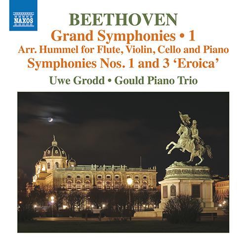 BEETHOVEN, L. van: Grand Symphonies Vol. 1 -Symphonies Nos. 1 and 3 (arr. J.N. Hummel for flute and piano trio)