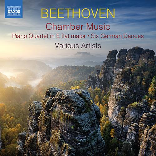 BEETHOVEN, L. van: Chamber Music - Piano Quartet, Op. 16 / Minuets and Dances