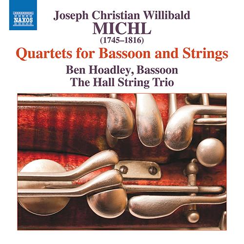 MICHL, J.C.W.: Quartets Nos. 1-6 for Bassoon, 2 Violins and Cello