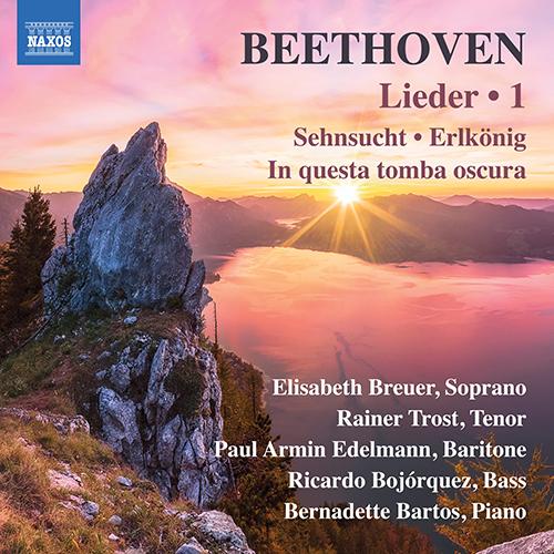 BEETHOVEN, L. van: Lieder, Vol. 1