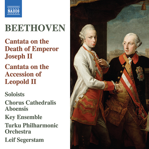 BEETHOVEN, L. van: Cantata on the Death of Emperor Joseph II / Cantata on the Accession of Leopold II