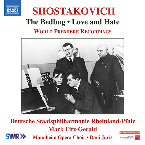 SHOSTAKOVICH, D.: Bedbug (The) / Love and Hate
