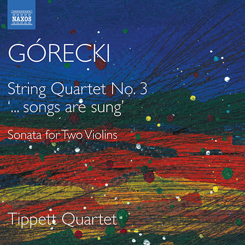 GÓRECKI, H.M.: String Quartets (Complete), Vol. 2 - No. 3 / Sonata for 2 Violins