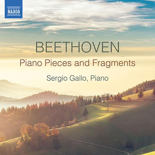 BEETHOVEN, L. van: Piano Pieces and Fragments (Gallo)