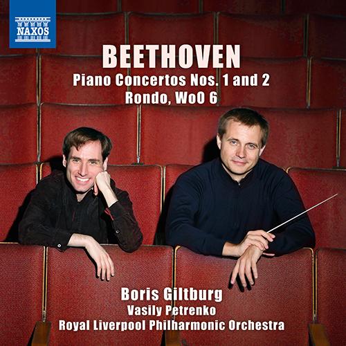 BEETHOVEN, L. van: Piano Concertos Nos. 1 and 2 / Rondo, WoO 6
