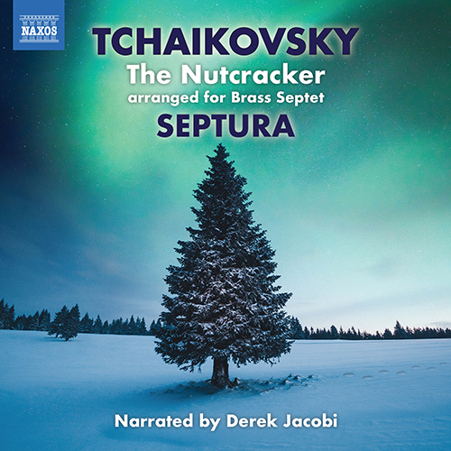 TCHAIKOVSKY, P.I.: Nutcracker (The) (arr. M. Knight and S. Cox for brass septet and percussion) (version with narration)