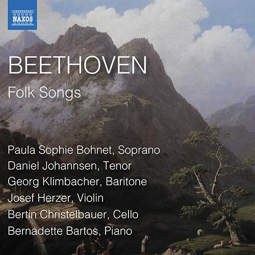 BEETHOVEN, L. van: Folk Songs