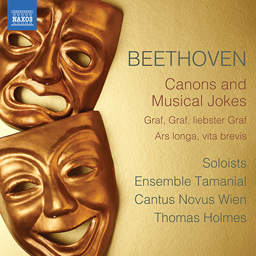 BEETHOVEN, L. van: Canons and Musical Jokes