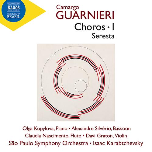 GUARNIERI, C.: Seresta / Chôro for Bassoon and Orchestra