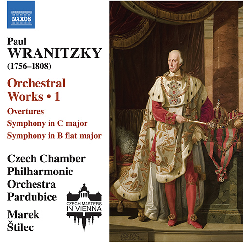 WRANITZKY, P.: Orchestral Works, Vol. 1 (Czech Chamber Philharmonic  Orchestra, Pardubice, Štilec) - 8.574227