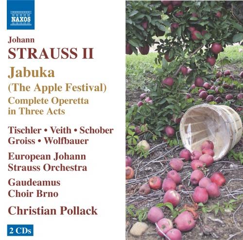 STRAUSS II, J.: Jabuka (Das Apfelfest)