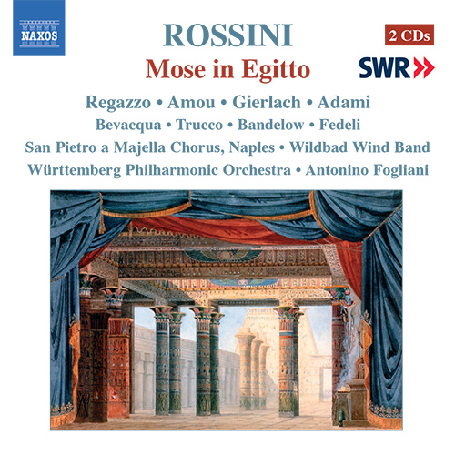 ROSSINI: Mose in Egitto (1819 Naples version)
