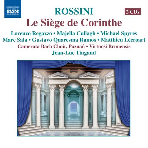 ROSSINI, G.: Siege de Corinthe (Le) [Opera]