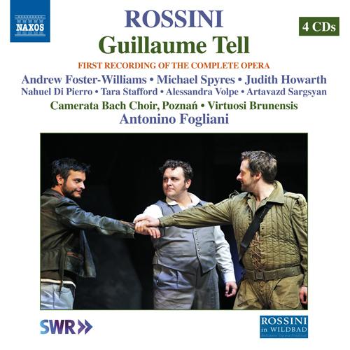 ROSSINI, G.: Guillaume Tell [Opera] (complete version)