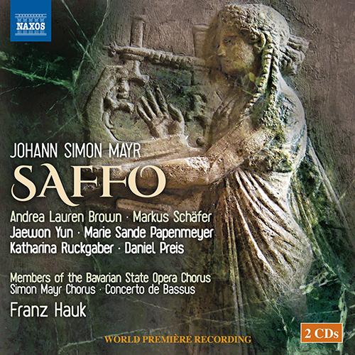 MAYR, J.S.: Saffo [Opera]