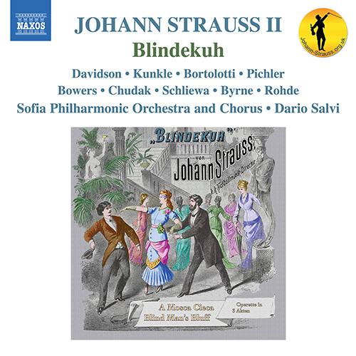 STRAUSS II, J.: Blindekuh [Operetta]