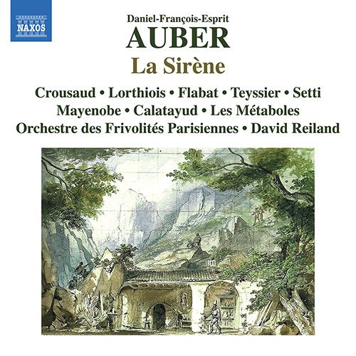 AUBER, D.-F.: Sirène (La) [Opera]