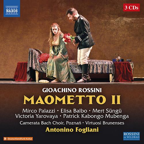 ROSSINI, G.: Maometto II [Opera]