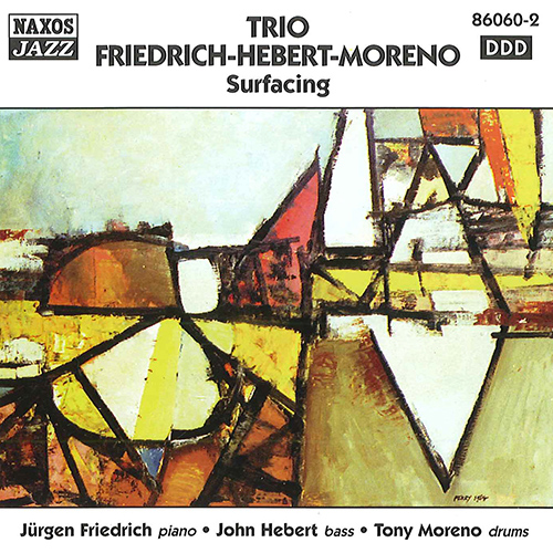 TRIO FRIEDRICH-HEBERT-MORENO: Surfacing