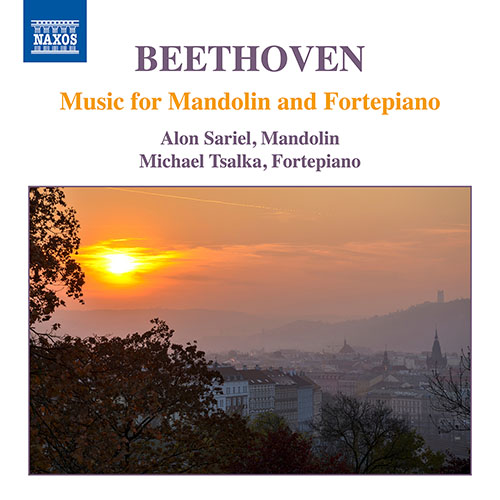 BEETHOVEN, L. van: Music for Mandolin and Fortepiano
