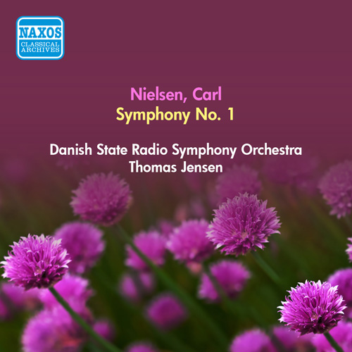 NIELSEN, C.: Symphony No. 1 (Jensen) (1952)
