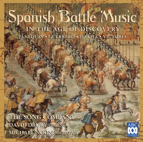 GUERRERO, F.: Missa de la batalla escoutez / VICTORIA, T.L. de: Missa Pro victoria (Spanish Battle Music in the Age of Discovery) (Noone)