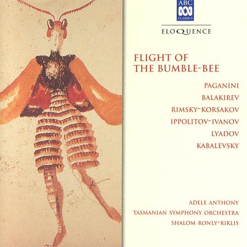 Orchestral Music - PAGANINI, N. / BALAKIREV, M.A. / LYADOV, A.K. / RIMSKY-KORSAKOV, N.A. / KABALEVSKY, D.B. / IPPOLITOV-IVANOV, M.M. (Ronly-Riklis)
