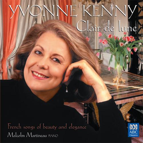 KENNY, Yvonne: CLAIR DE LUNE
