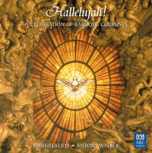 Choral Music (Baroque) - BACH, J.S. / VIVALDI, A. / HANDEL, G.F. / PURCELL, H. / RAMEAU, J.-P. (Hallelujah - Celebration of Baroque Choruses) (Walker)