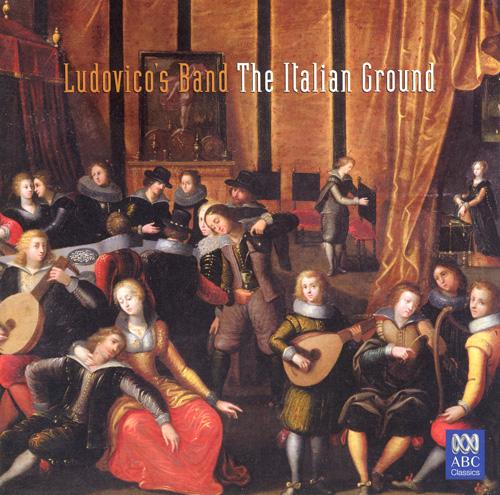Chamber Music (Italian 17th Century) - SANZ, G. / RUIZ DE RIBAYAZ, L. / KAPSBERGER, G. / MUDARRA, A. / MURCIA, S. / GIANONCELLI, B. (Ludovico's Band)