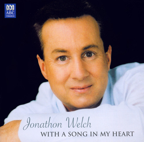 WELCH, Jonathan: With a Song in my Heart