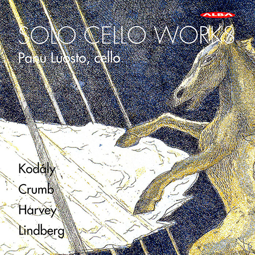 KODALY / CRUMB / HARVEY / LINDBERG, M.: Solo Cello Works