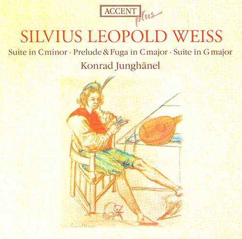 WEISS, S.L.: Suites in C minor / G minor / Prelude and Fugue in C major (Junghanel)