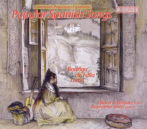 GARCIA LORCA, F.: Canciones espanolas Antiguas / FALLA, M.: 7 Canciones populares espanolas / RODRIGO, J.: 3 Villancicos (Rodriguez, Smits)