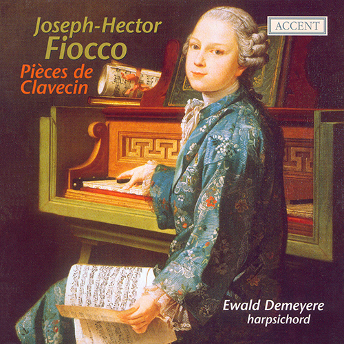 FIOCCO, J.H.: 24 Pieces de clavecin, Suites Nos. 1 and 2 (Demeyere)