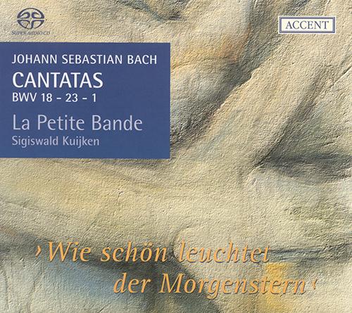 BACH, J.S.: Cantatas, Vol.  6 (Kuijken) - BWV 1, 18, 23