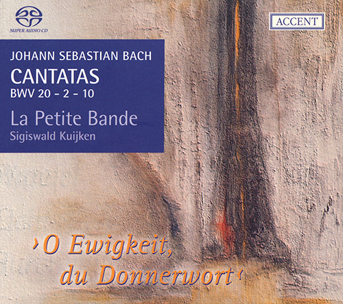 BACH, J.S.: Cantatas, Vol.  7 (Kuijken) - BWV 2, 10, 20