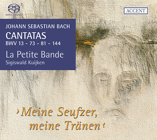 BACH, J.S.: Cantatas, Vol. 8 (Kuijken) - BWV 13, 73, 81, 144